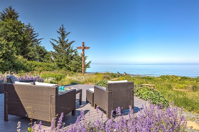 Anita Johston, Million dollar home, Whidbey Island, Washington, Real Estate