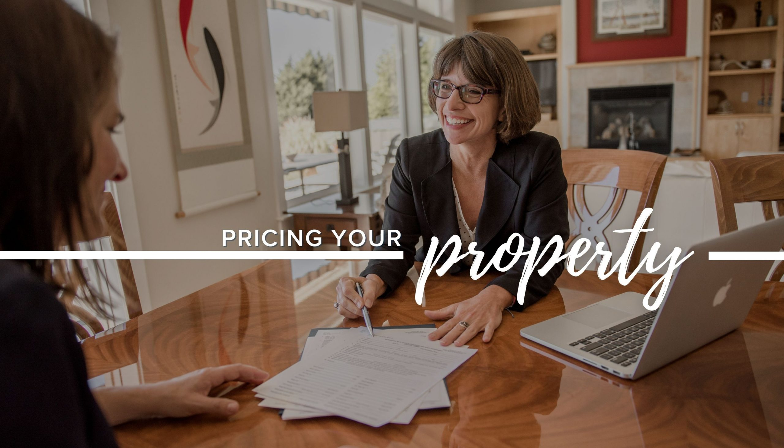 Sellers, Pricing your property