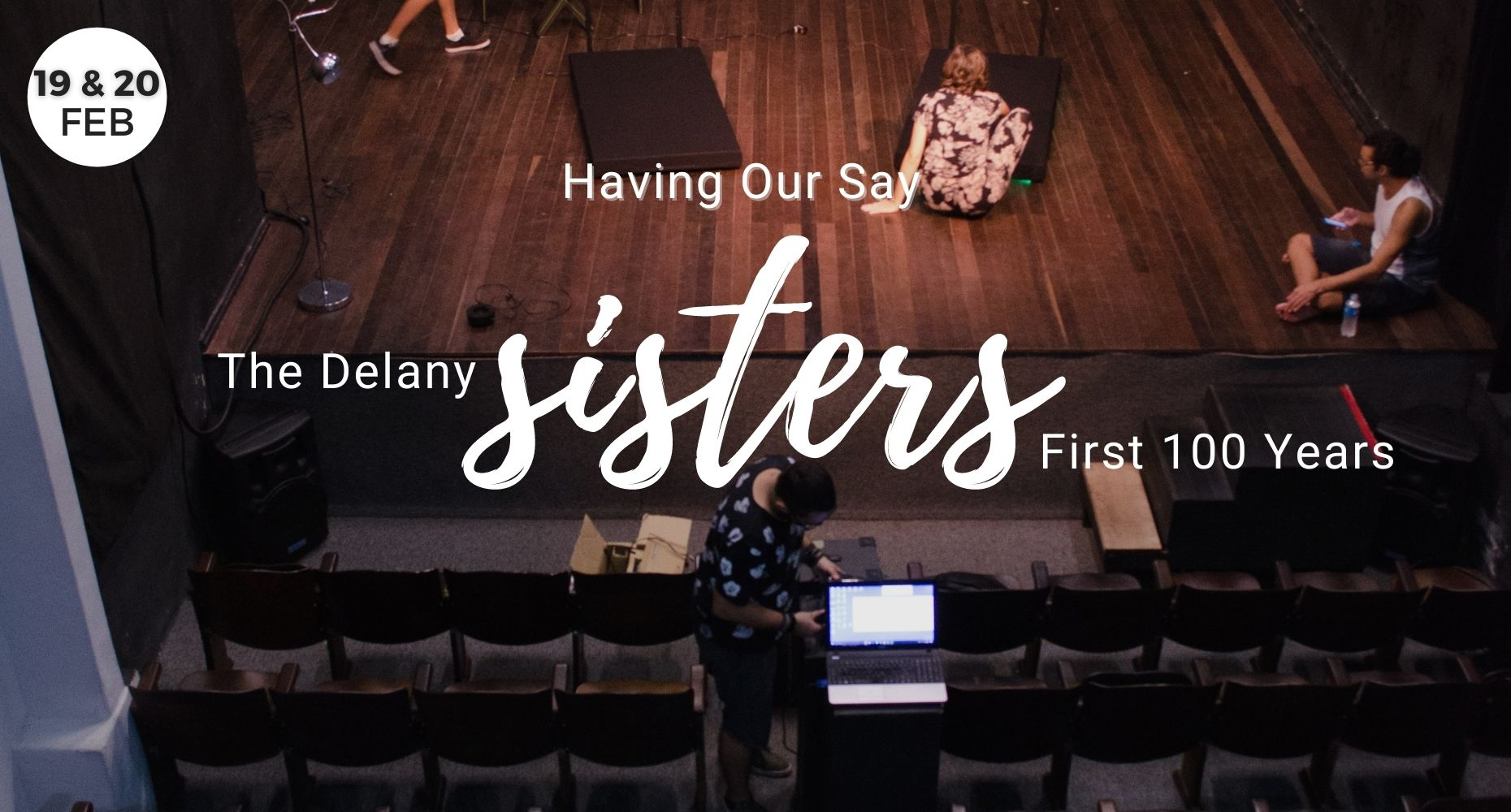 Having our Say the Delany Sisters, Whidbey playhouse, Whidbey Island, Oak Harbor, Washington, Events