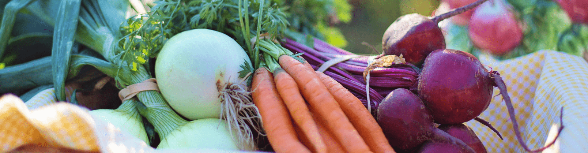 incorporate health & Fitness into your home, veggies