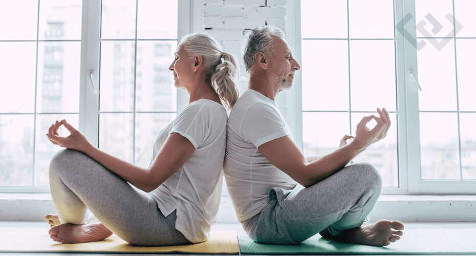 man and woman, Easy Health & Fitness Practices to Start