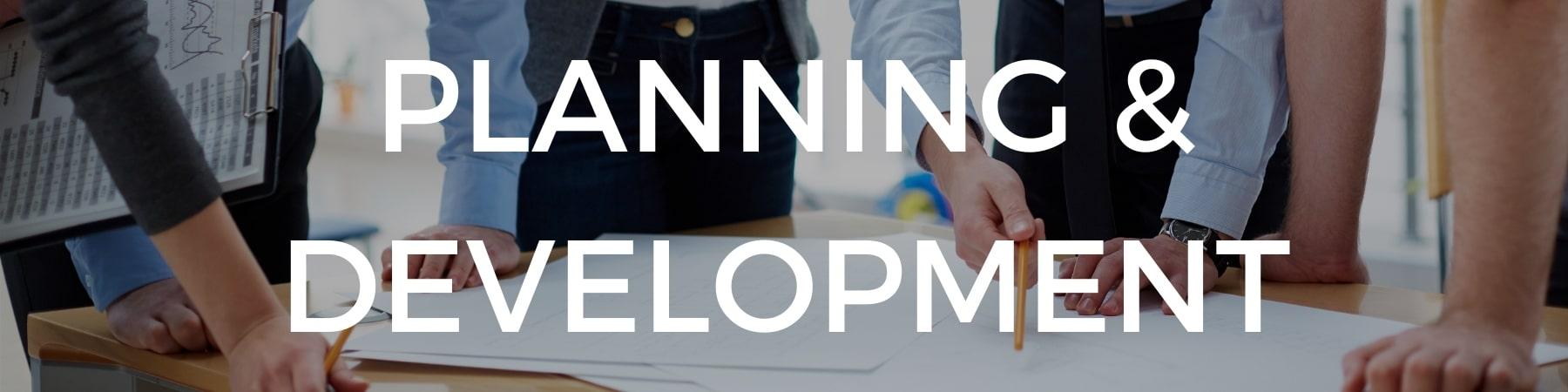 Planning & Development, Resources, Whidbey Island, Oak Harbor, Coupeville, Washington